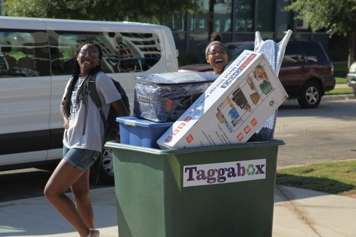 Undergraduate Move-in Day