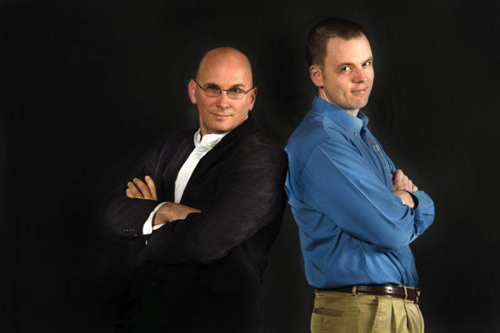 Mark Baggett and Doug Burks