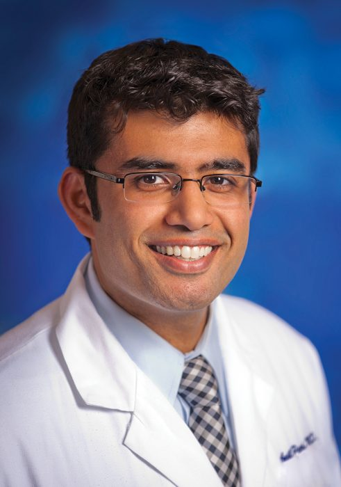 Dr. Anil Puri ('05) says the Medical College of Georgia made him who he is today.