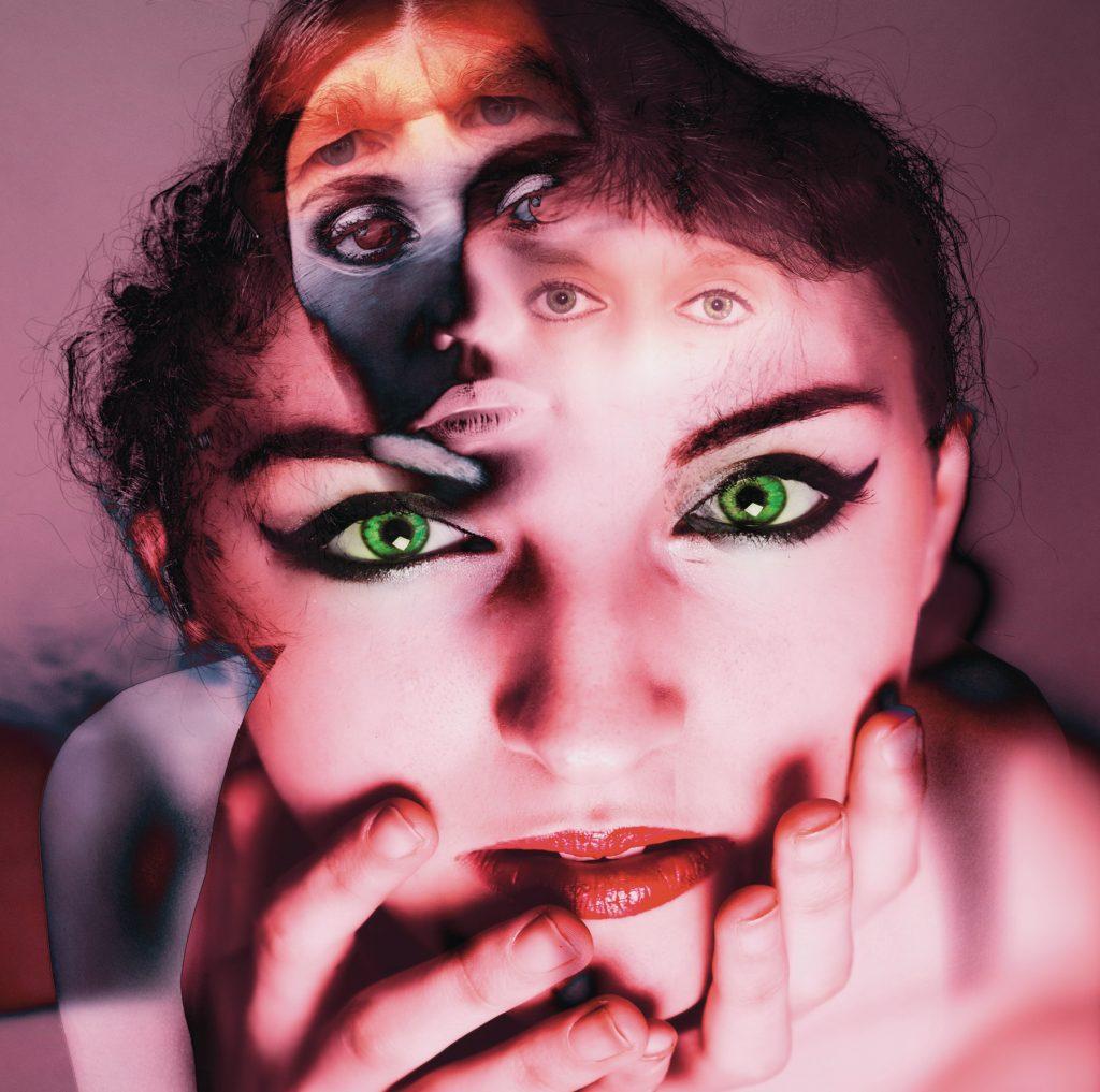 schizophrenia illustration