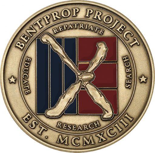 Bentprop Challenge coin
