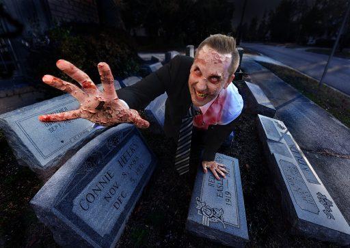 zombie craig albert