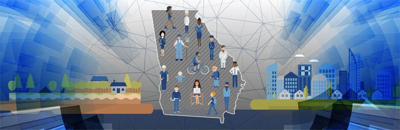 state health impact illustration