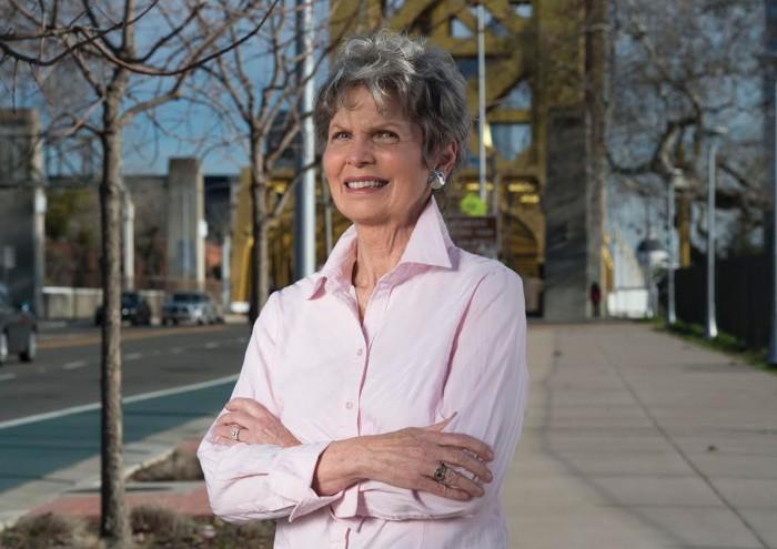Doris Kirchheim Walters (BA '68)
