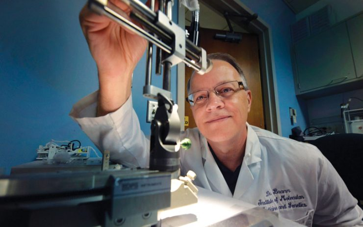 Dr. Darrell Brann