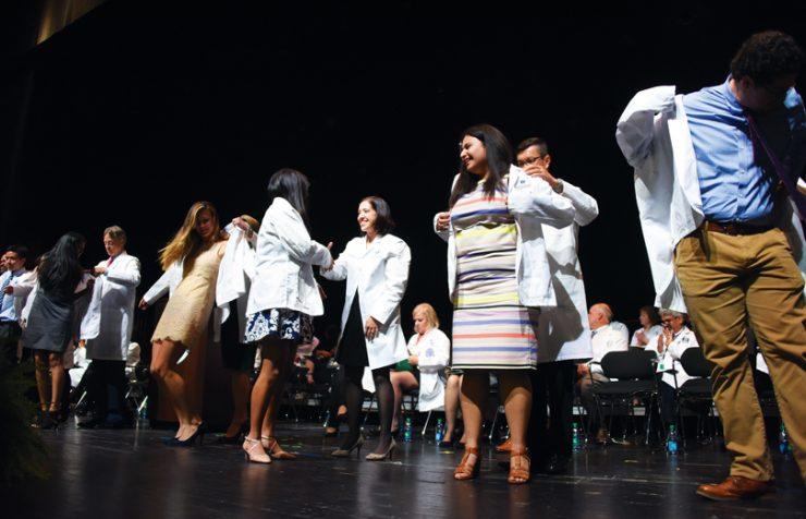MCG White Coat Ceremony