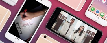 "left INSET: Dr. Mohamed Al-Shabrawey conveys information in one of the ""Easy Anatomy"" videos. Right INSET: Varun Iyer and Diana Tran are featured in the video introduction of C.O.P.E. with Cancer."