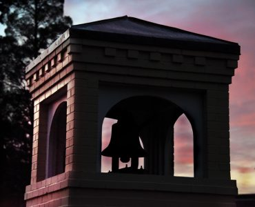 The Summerville bell tower Photo by Phil Jones | Nikon D800, 98 mm lens, 1/500 sec@f/5.3, ISO 1250
