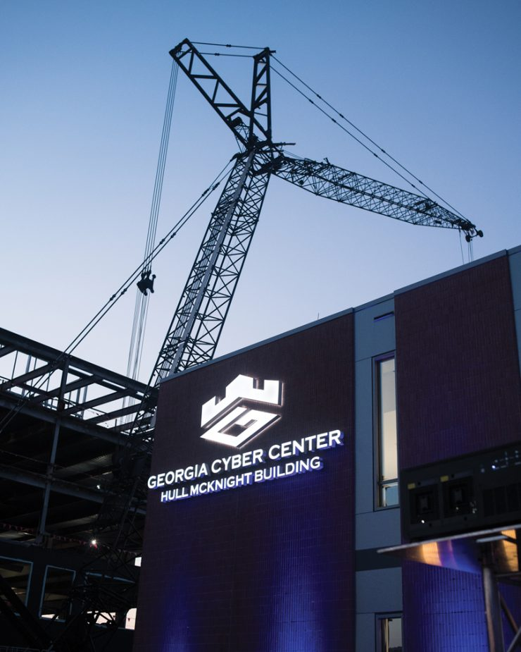 Cyber Center. Photo by Anthony Carlie/Stories-2-Tell.