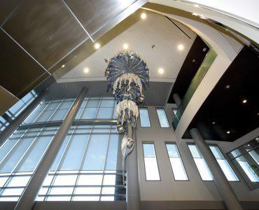 DCG lobby art