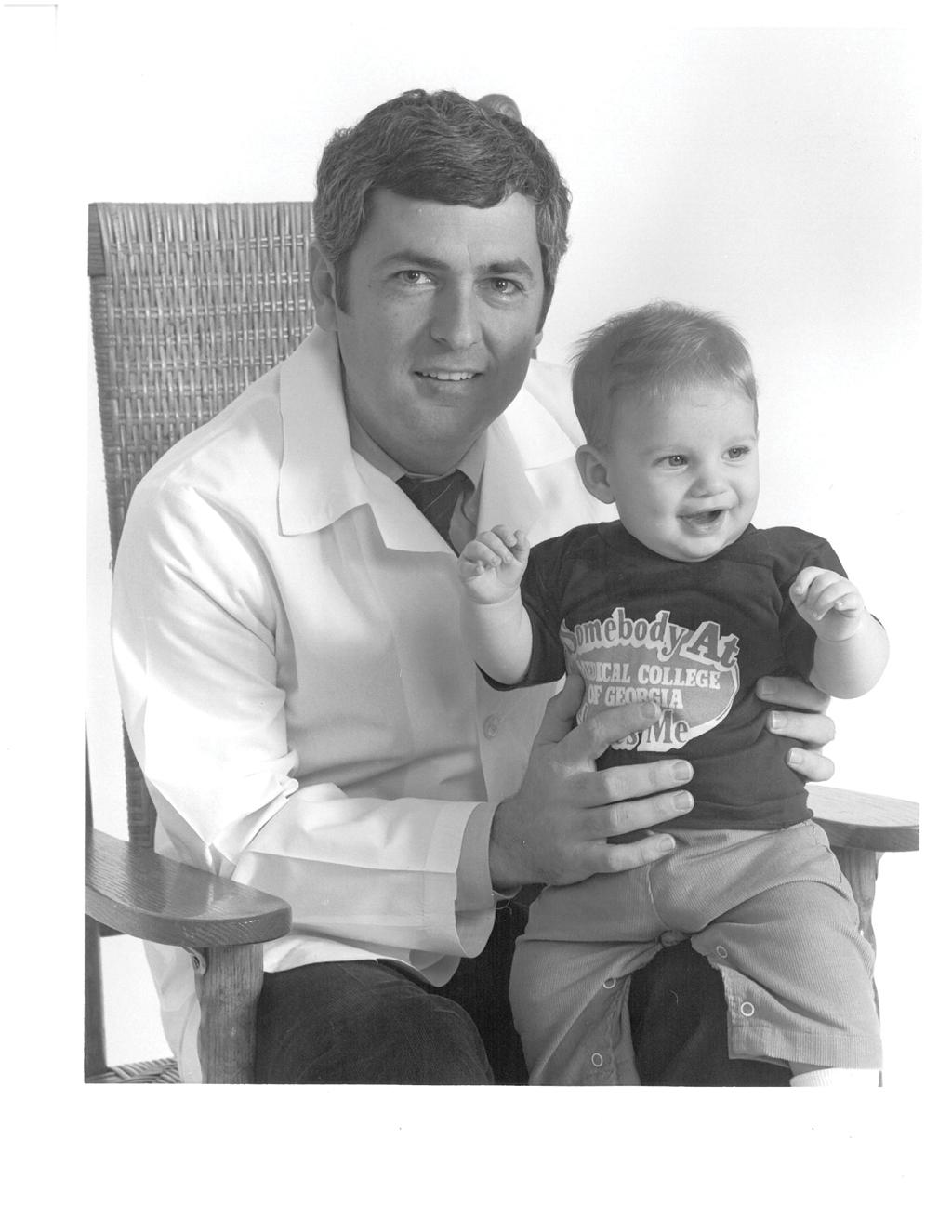 Charles Howell, circa 1985