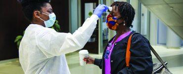 Coronavirus screening