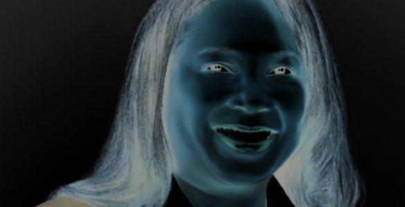Woman named Annette Rainge smiling